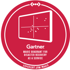 Gartner Magic Quadrant for disaster recovery as a service