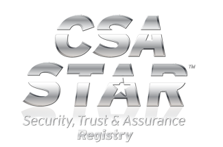 CSA STAR Registered.